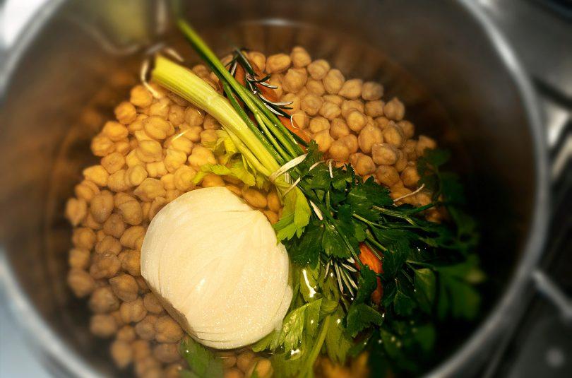 Cuocere i legumi