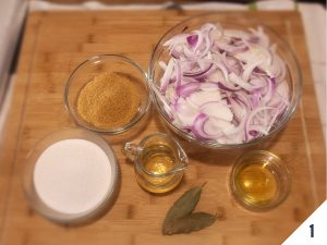 ingredienti marmellata di cipolle di tropea