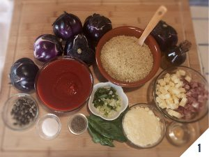 melanzane ripiene ingredienti