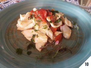 insalata di stoccafisso