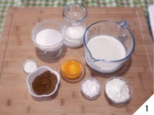 gelato alla liquirizia ingredienti