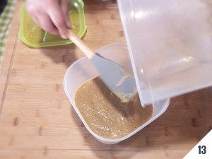 gelato alla liquirizia preparazione