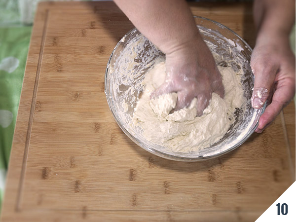 panini comuni ricetta